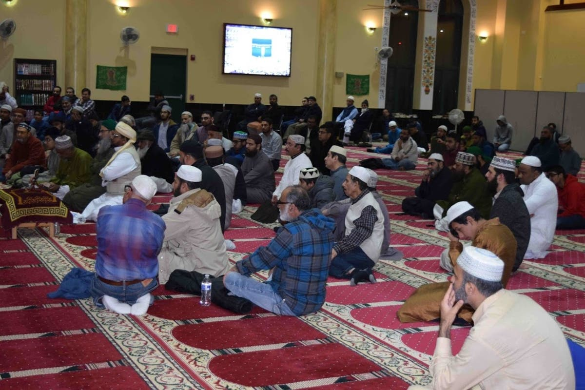 Prophet Muhammad birthday celebrated in the Mosque of