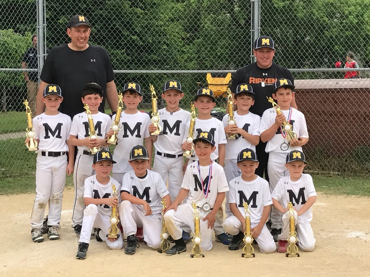 Moorestown S 7u Baseball Team Wins Home Tournament Moorestown Nj Patch