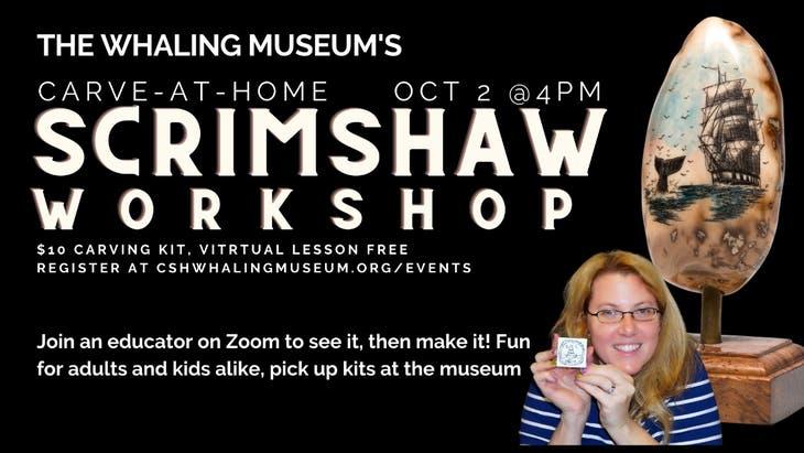 Scrimshaw Carving
