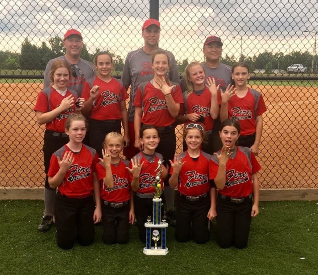 AYSA Travel Softball Team Wins State Championship | Alpharetta, GA Patch