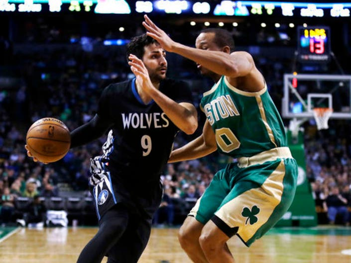 cf56d3617b59 Minnesota Timberwolves Trade Ricky Rubio To Jazz  AP Source ...