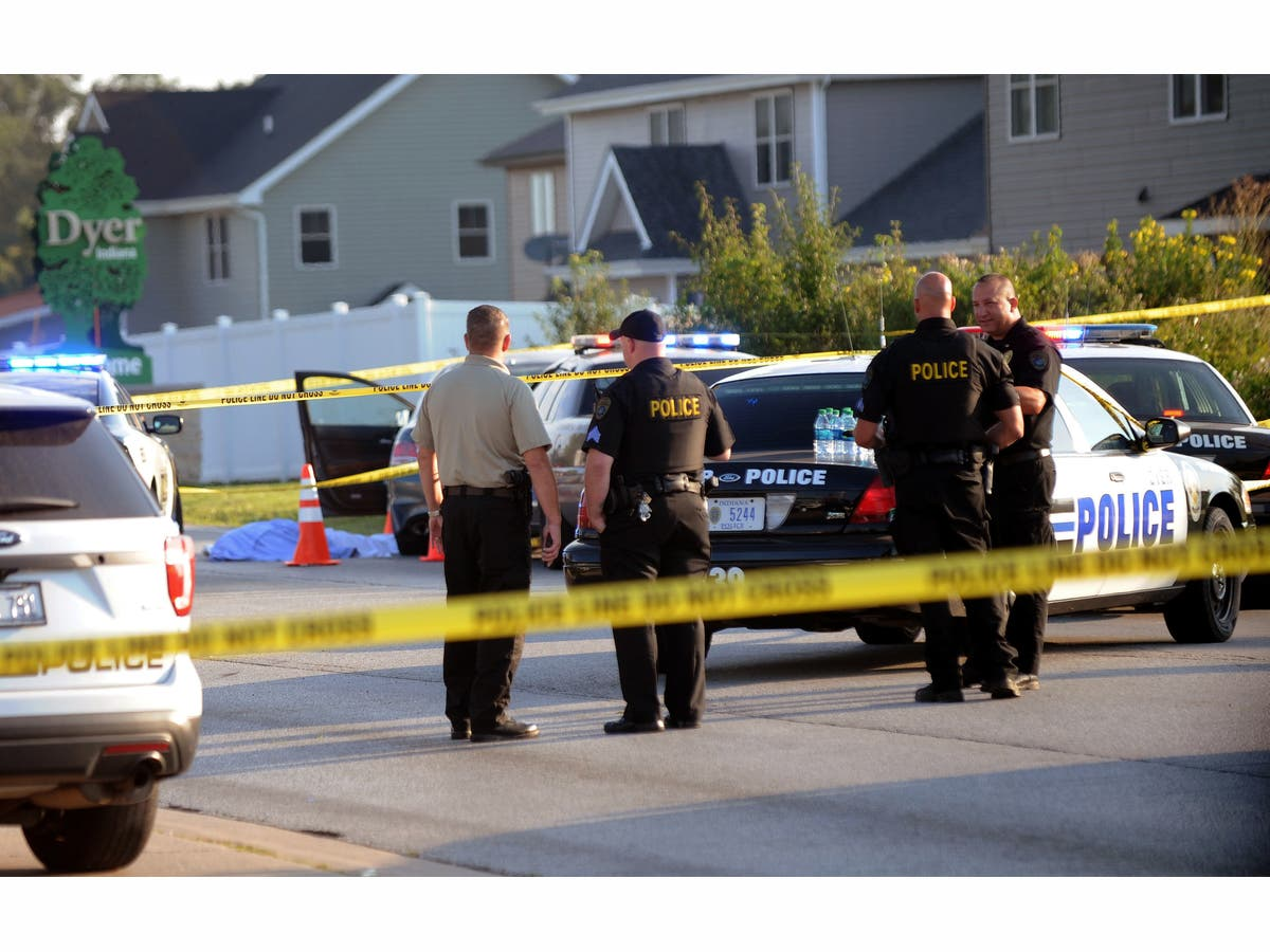 Suspected Car Thief Dead, Pedestrian Hurt In Illinois