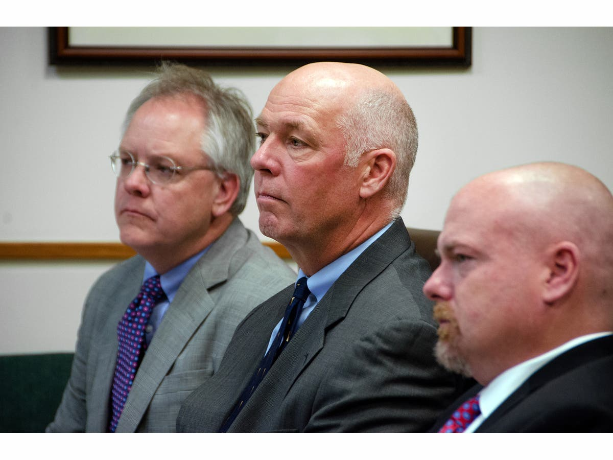 Montana Rep  Greg Gianforte Booked, Mugshot Not Released | Across