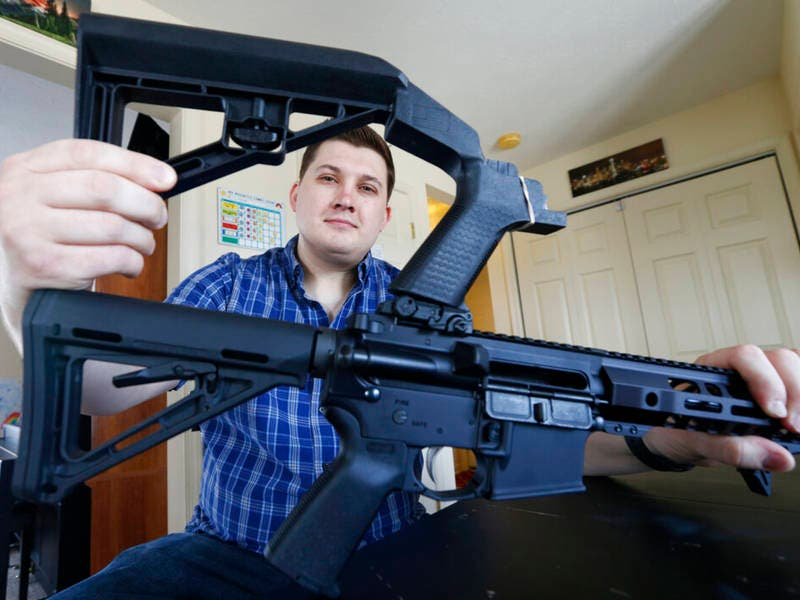 US ​Bump Stock Ban Days Away, Device Owners Unsure What To Do