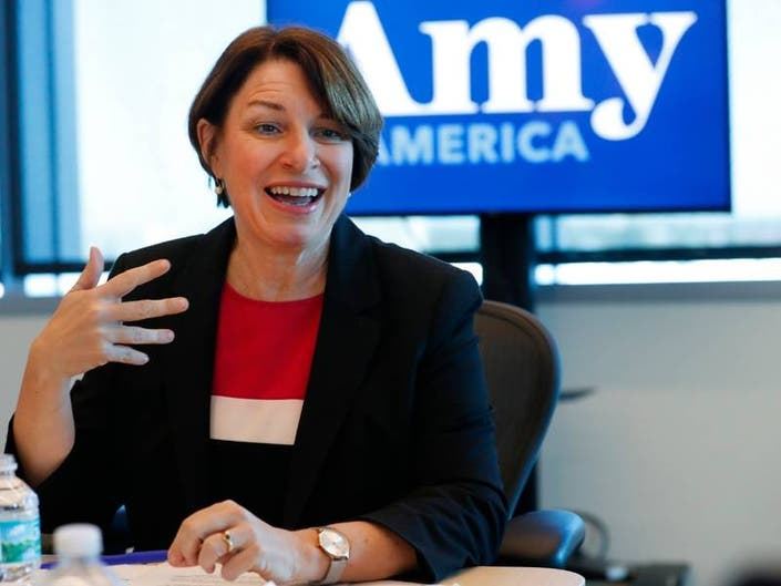Fox News To Host Town Hall With Amy Klobuchar