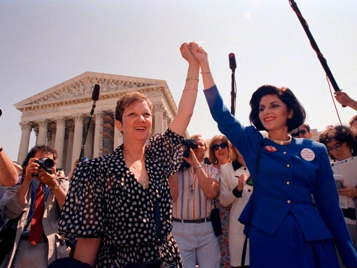 Roe V. Wade: Overturning Case Wouldnt Turn Back Clock To 1973