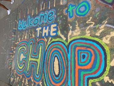chop) zone - photo #16
