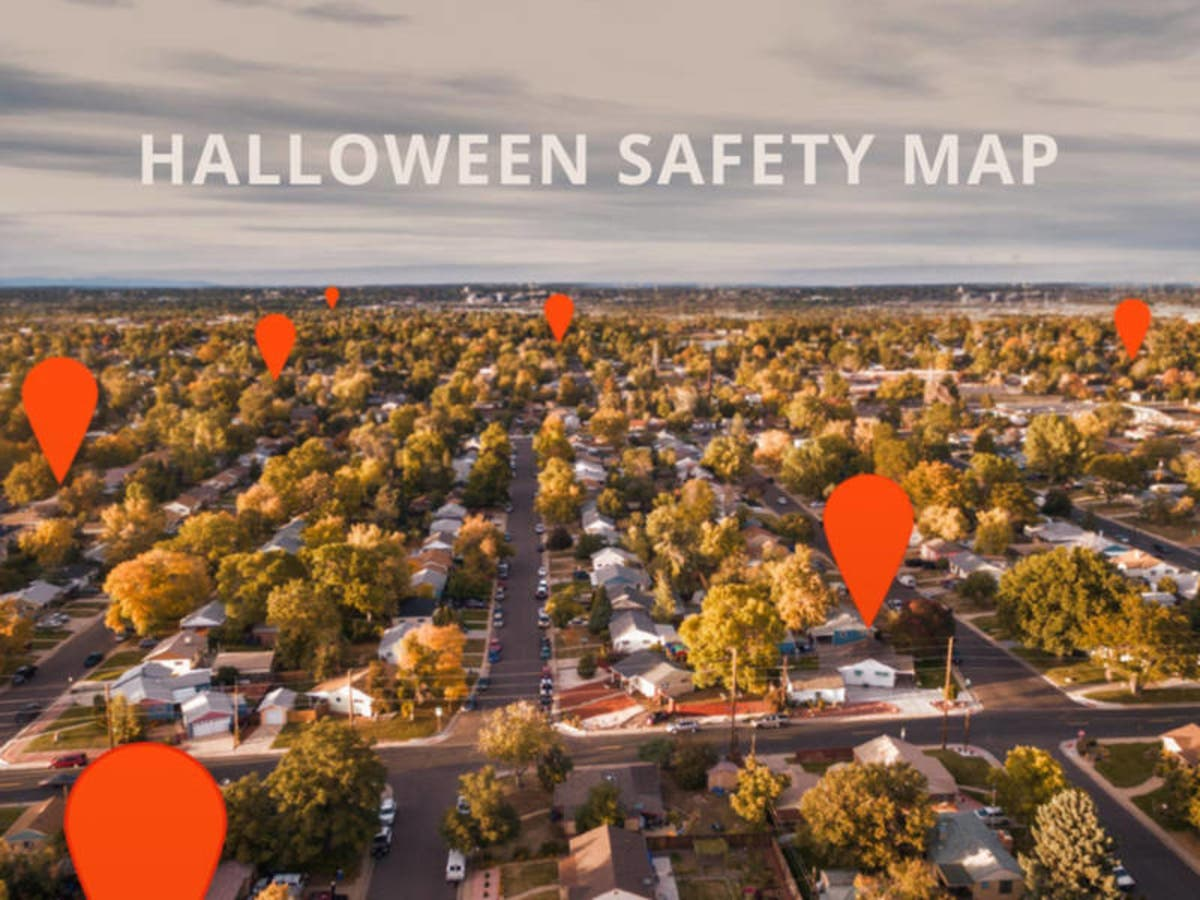 Boise 2018 Halloween Offender Map | Boise, ID Patch on voter map, community map, government map, target map, the world's end map, death map, incident map,