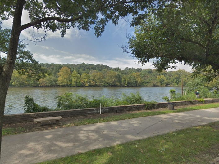 SUV Trapped In Schuylkill River; Bystanders Swim To Help
