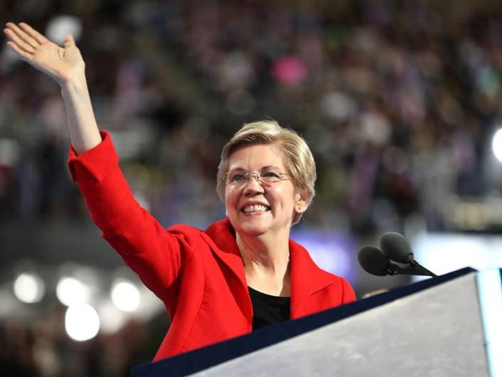 Watch Live: Elizabeth Warren, Bernie Sanders On CNN Town Hall