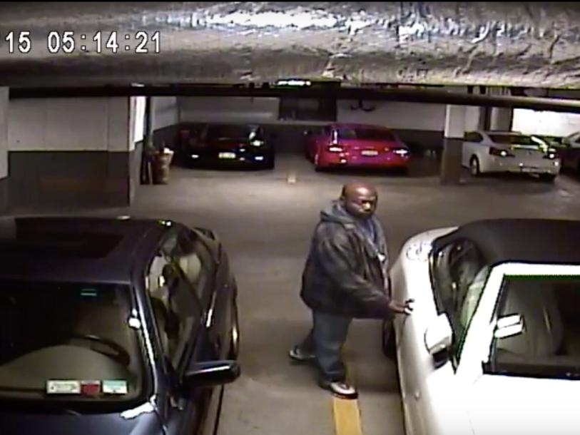 Nassau Thief Sneaks Into Apartment Complex, Ransacks Parked Cars