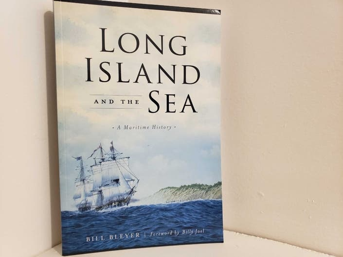 Pulitzer Prize Winner To Speak In Oyster Bay On LIs Ties To Sea