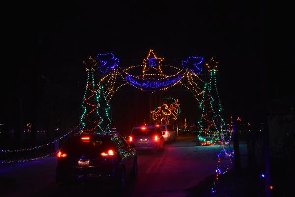 Jones Beach Christmas Lights 2021 Magic Of Lights Returns To Jones Beach This Week Wantagh Ny Patch