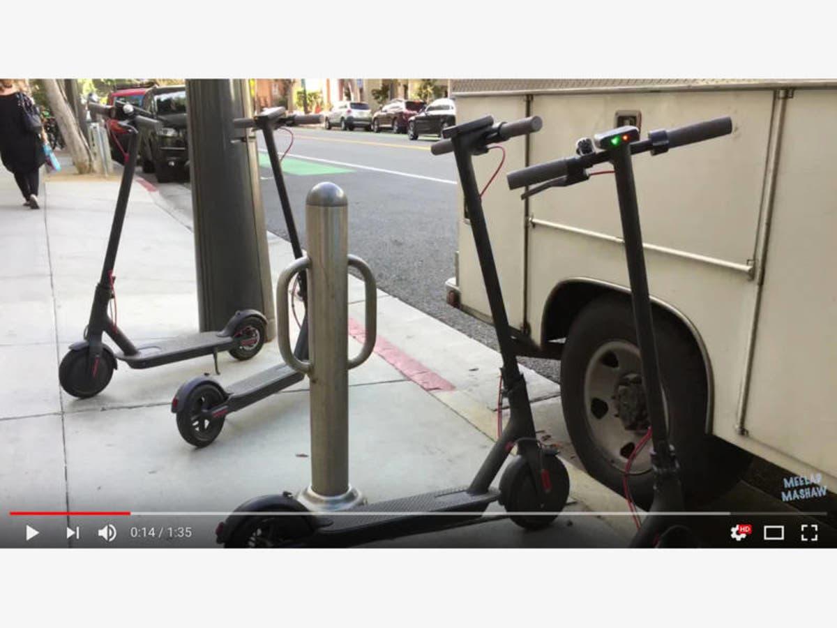 Santa Monica Cracks Down On Bird Scooter Riders | Santa Monica, CA Patch