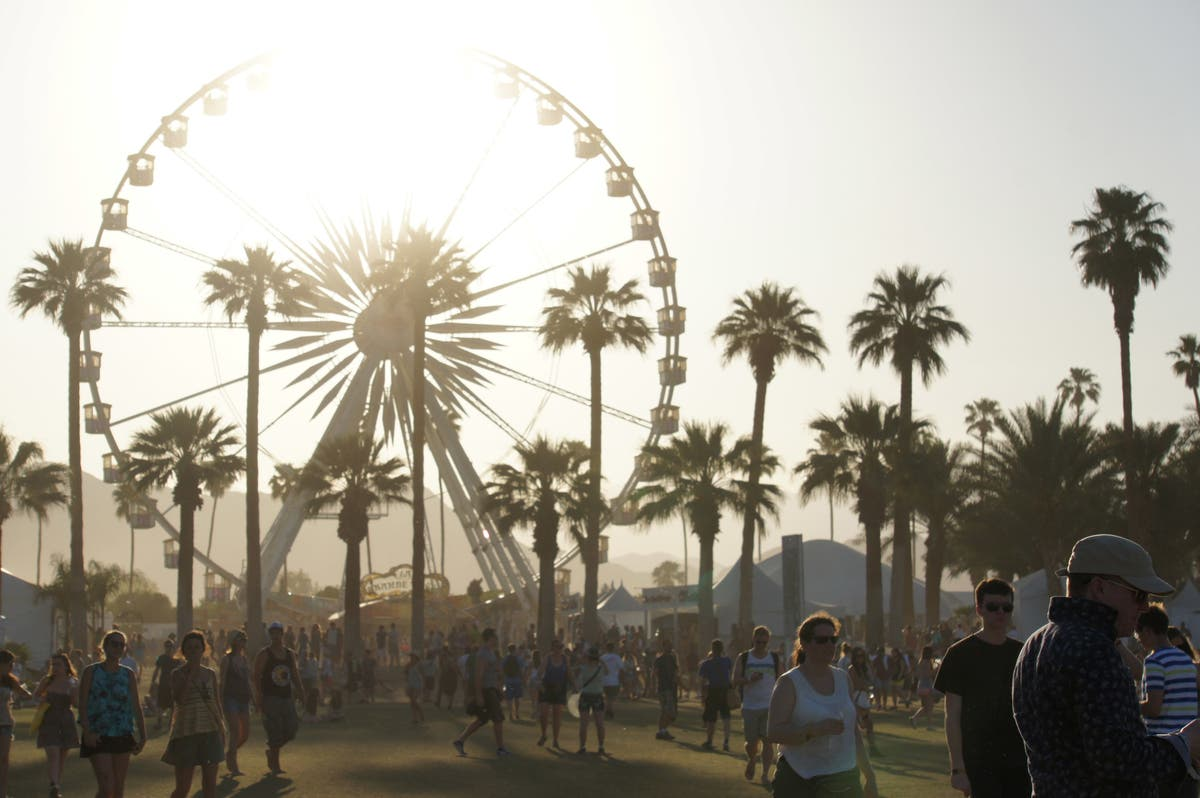 Coachella Weekend 2 Camping Delayed Due To Severe Winds