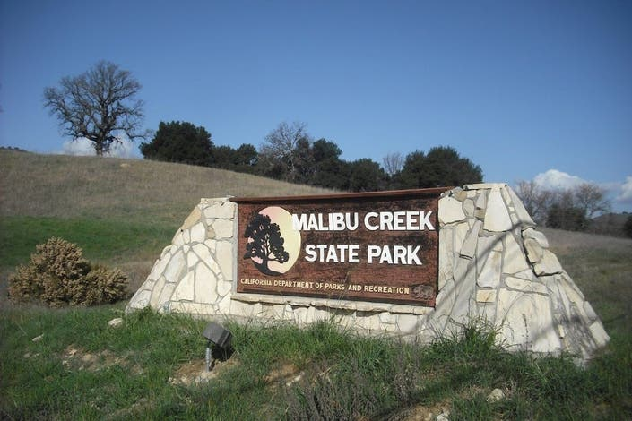 Malibu Creek Docents Fundraise For New Park Signs