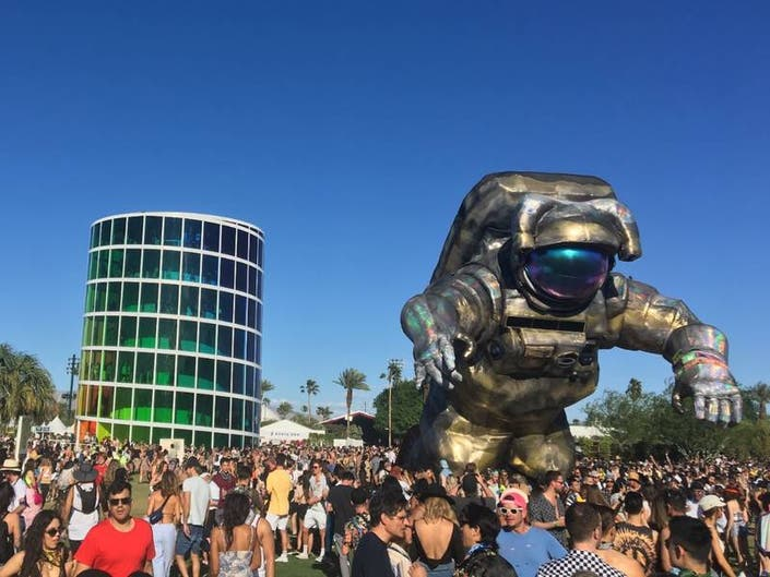 7 Memorable Moments From Coachella 2019