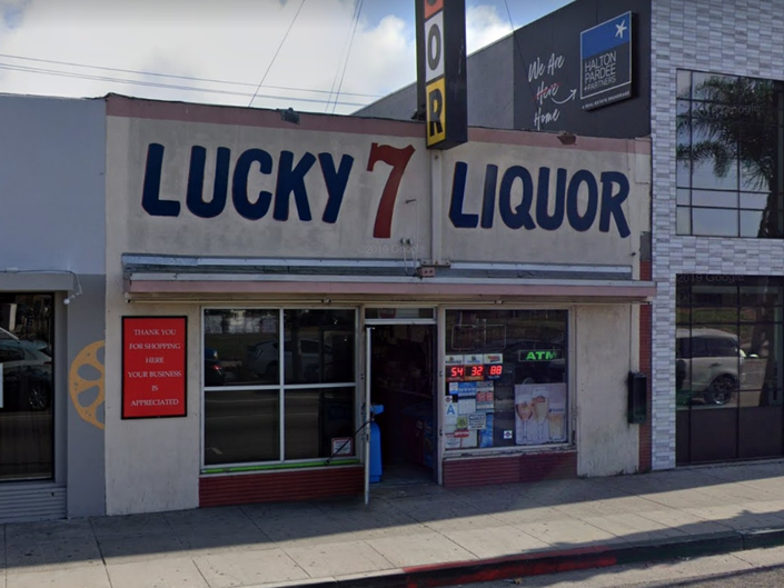 Masked, Armed Suspects Rob 2 Westside Liquor Stores