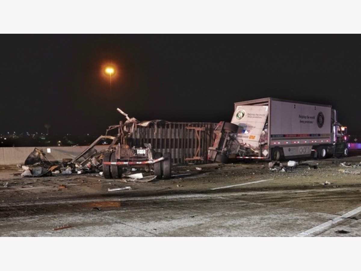 Crest Hill Man Dies Following 4-Vehicle Pileup In Indiana