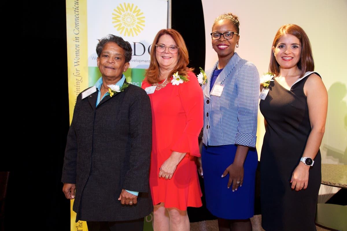 Stamford Women Honored By Women S Business Development