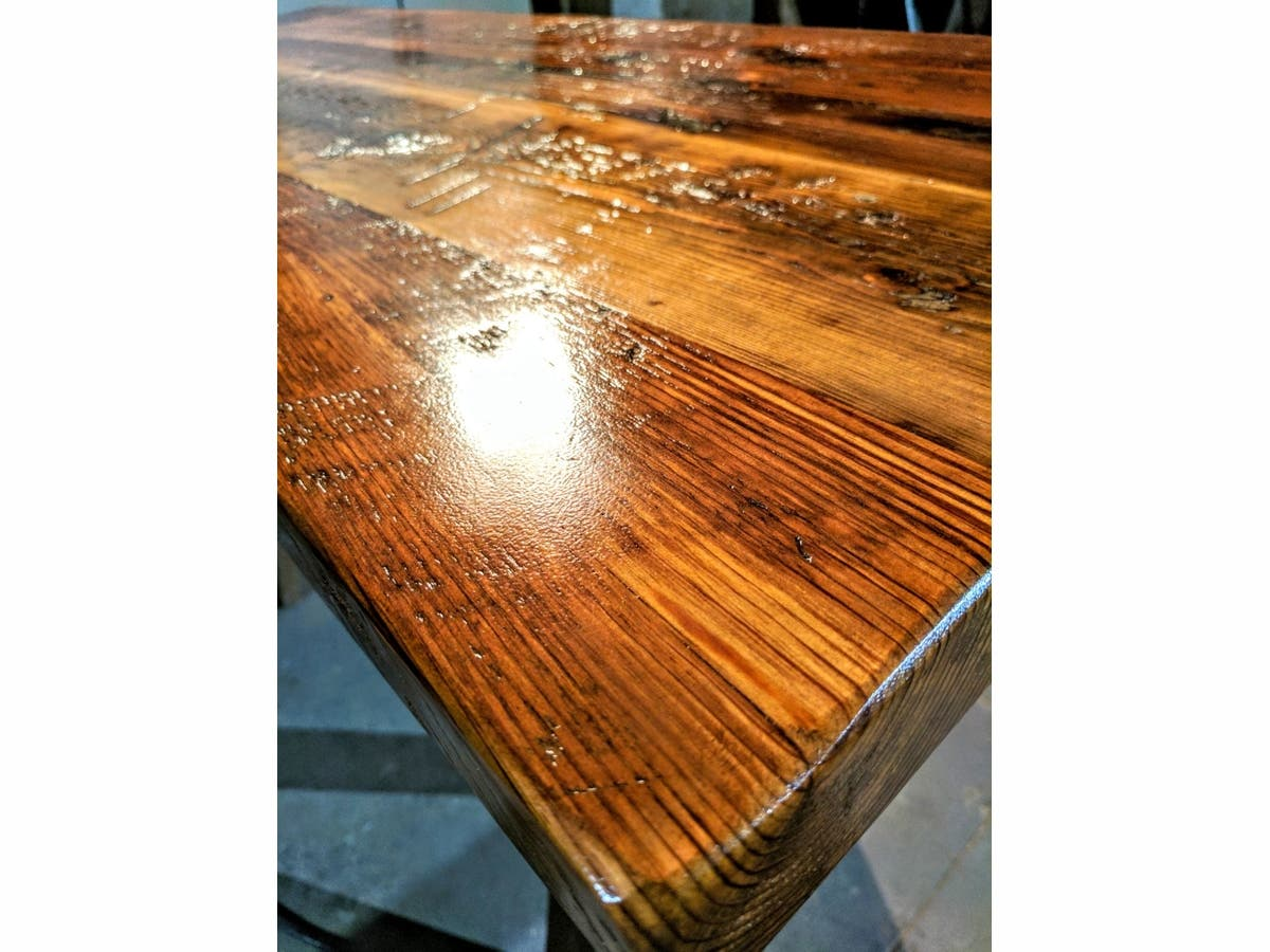 Reclaimed Wood Tables Hallow Beams Fireplace Mantles Sliding Barn Doors Solid