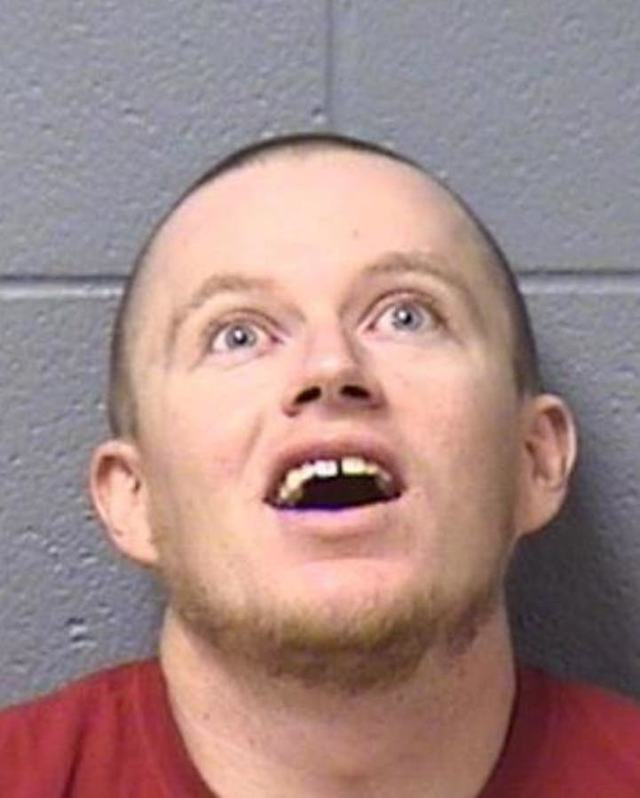 Weird Mugshot Photos 9