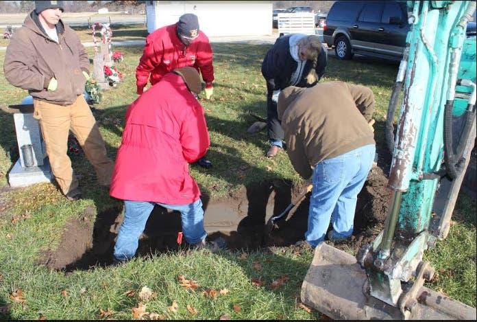 Unidentified Body Exhumed In Grundy County | Joliet, IL Patch