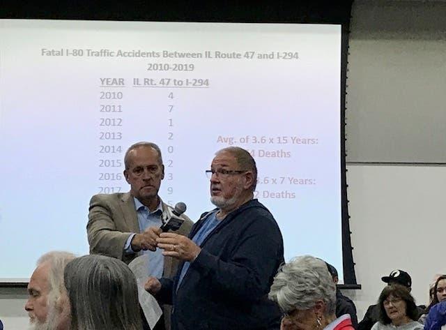 Joliet's I-80 Tollway Could Open In 7 Years: RUSH Forum
