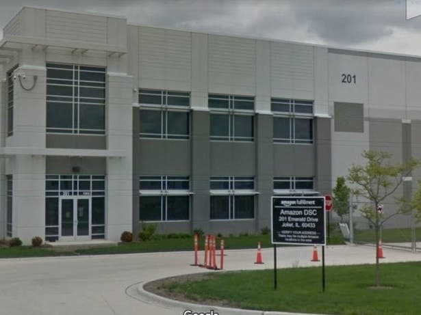 Amazon Opening New Fulfillment Center In Channahon