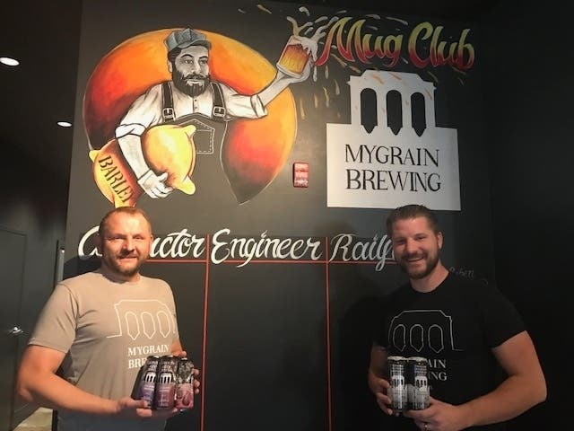 MyGrain Brewing Forms New Club For Customers