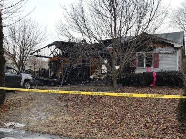 3 Escape Overnight Fire At Kendall Ridge