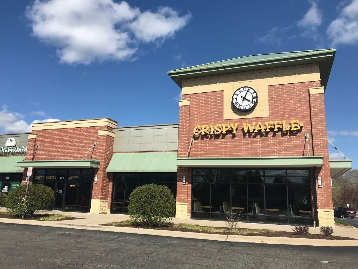 Rt 59's Crispy Waffle Reopening, Minor Menu Changes