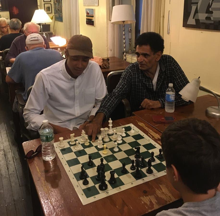 VIDEO: City's Last Chess Battles Rage In Greenwich Village