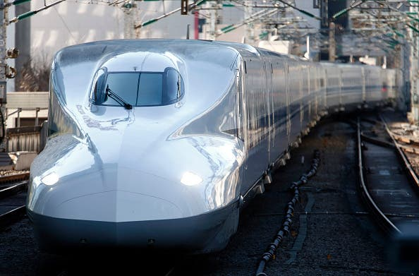 Bullet Train Between Houston And Dallas Closer To Reality