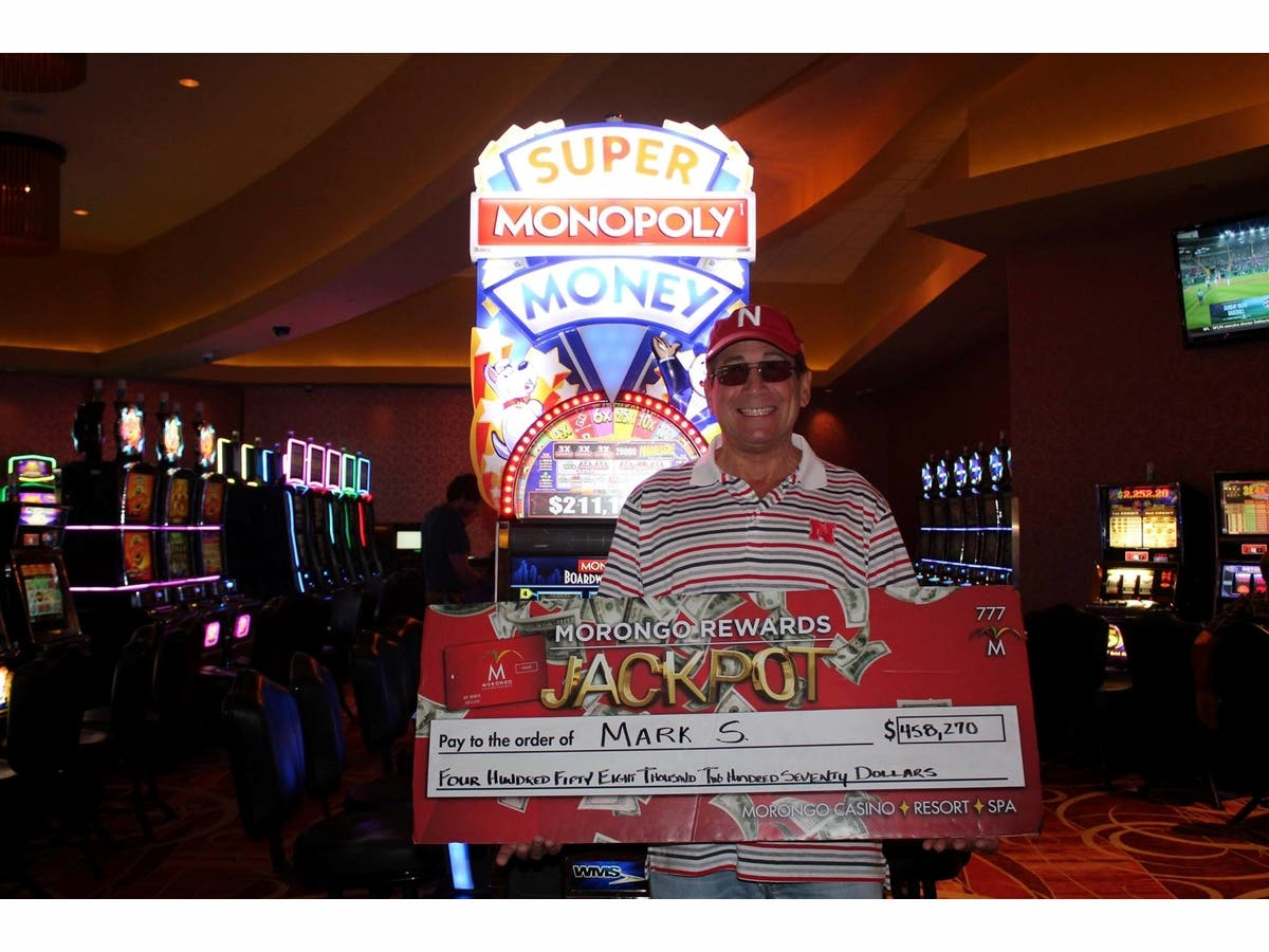 Morongo casino winners fast and phineas 2 game