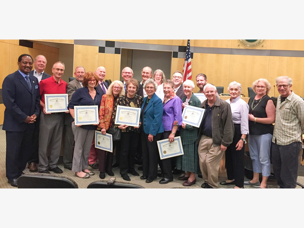 Rockland'sArt In Public Places Program A Success Due To