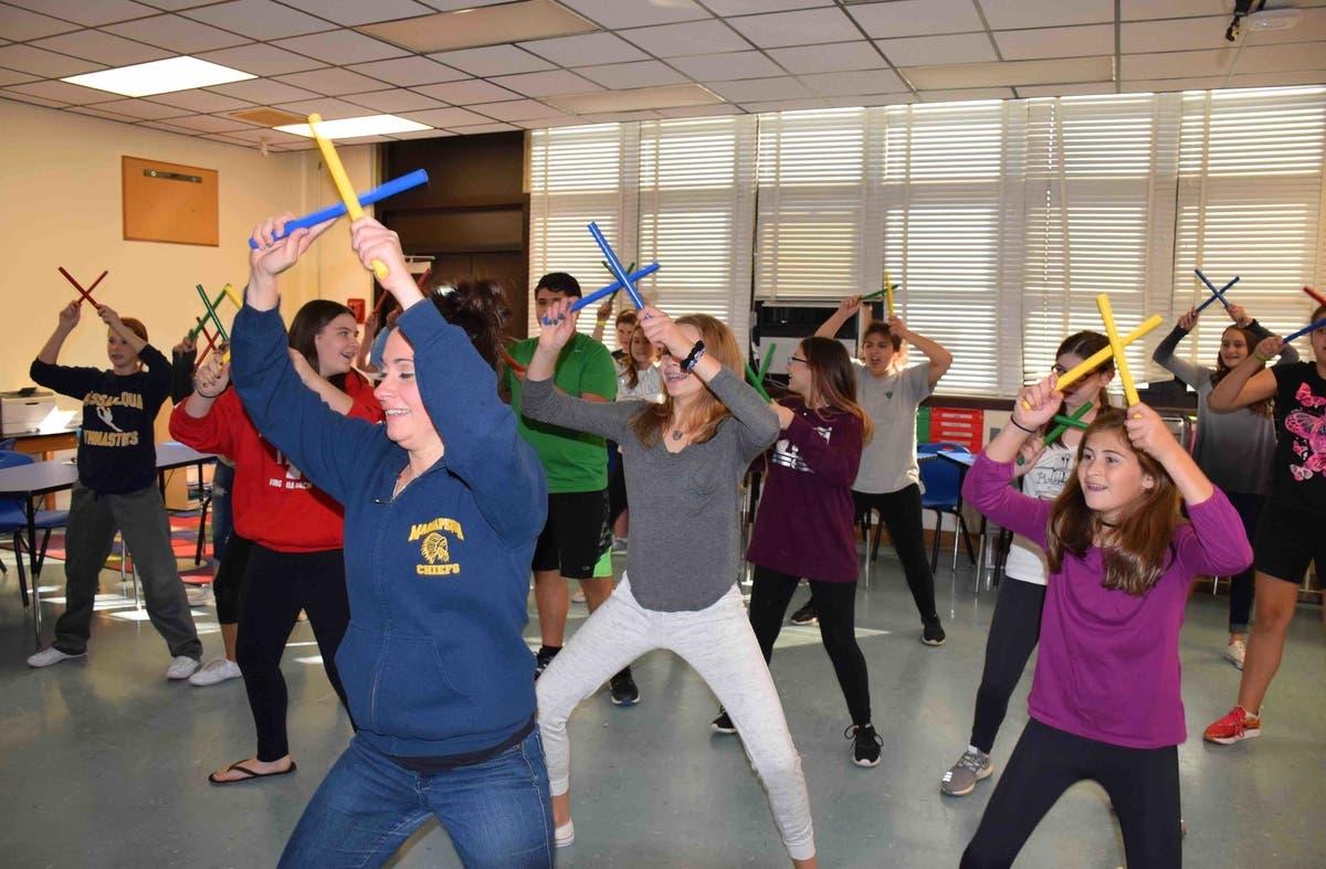 Massapequa High School Students Stay Fit | Massapequa, NY Patch