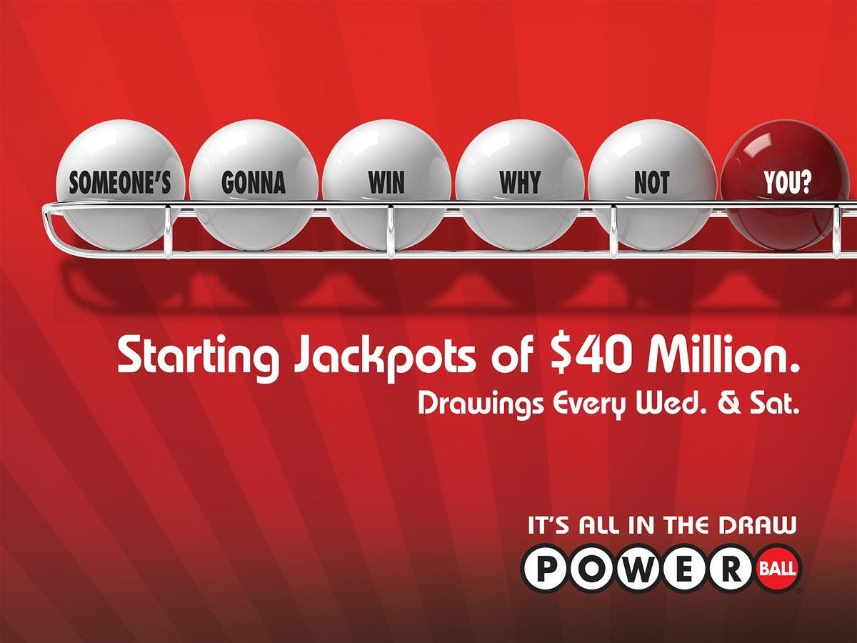1m Powerball Prize For Sw Oregon Man Who Won 4 Days Earlier