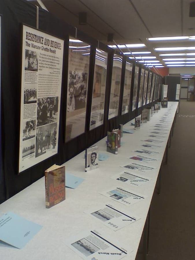 Braintree High School Observes Holocaust Remembrance Week