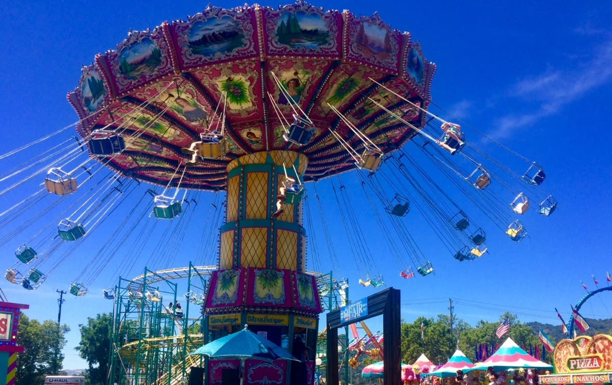 Alameda County Fair Calling For Competitive Exhibits
