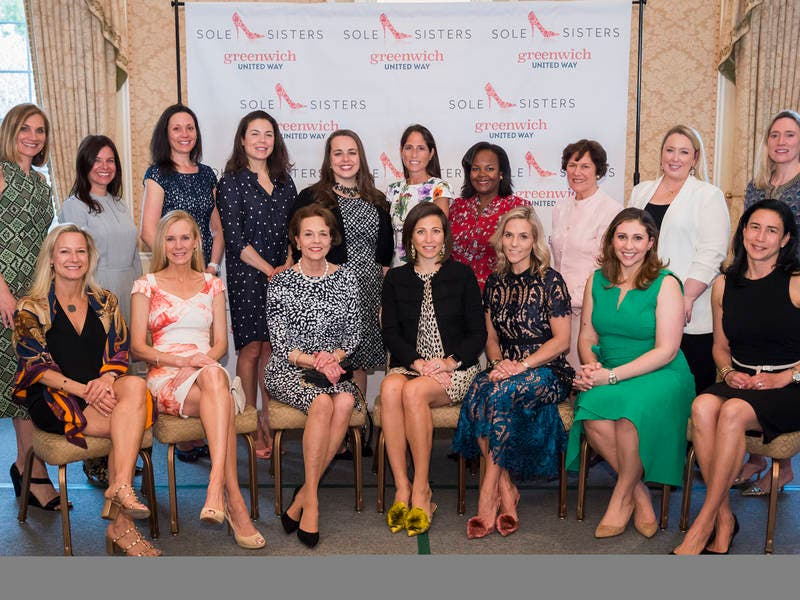 Toy Brand Co Founder Keynotes Greenwich Sole Sisters Event