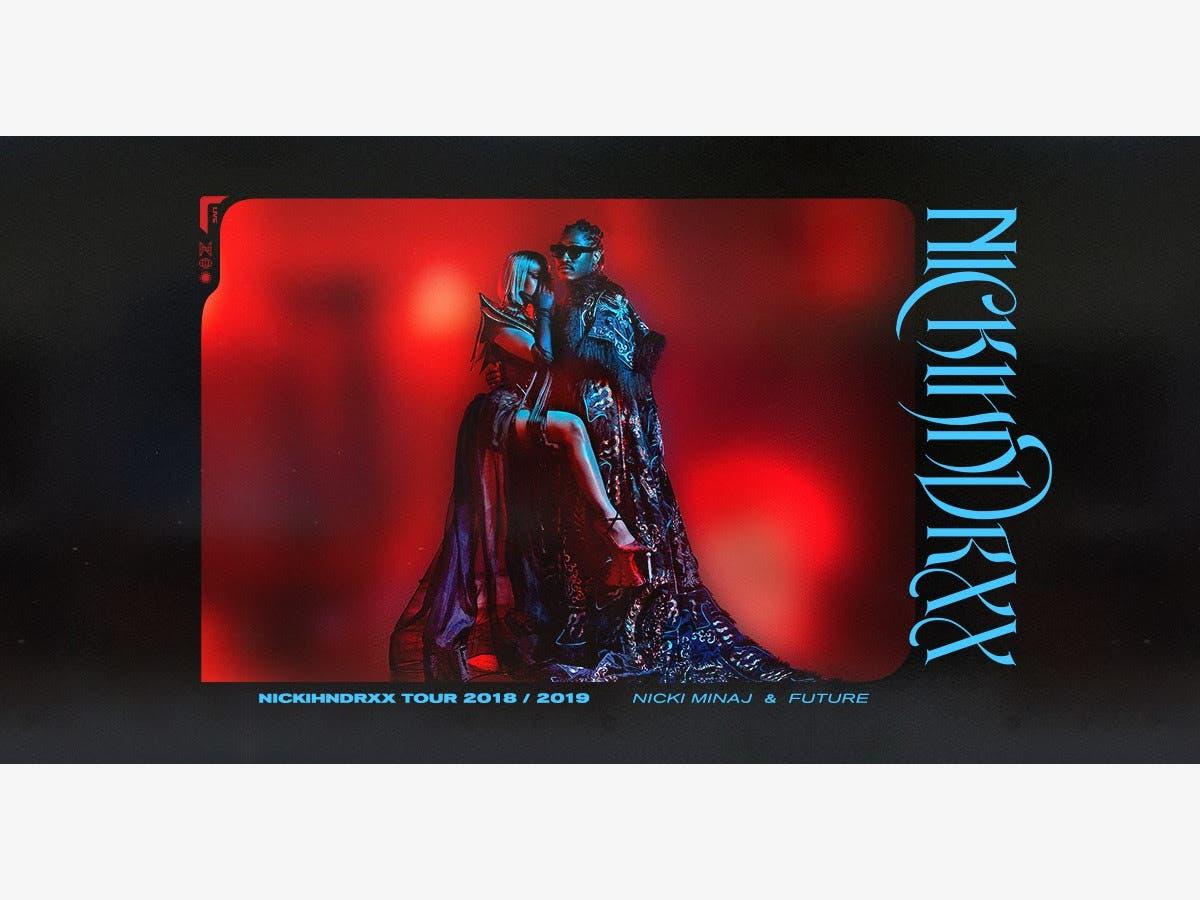 Nicki Minaj Future Cancel Co Headlining Mohegan Sun Concert