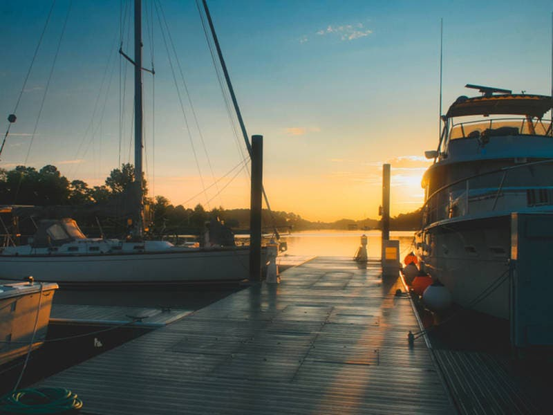 2 Of Largest Chesapeake Bay Marinas Up For Sale | Annapolis