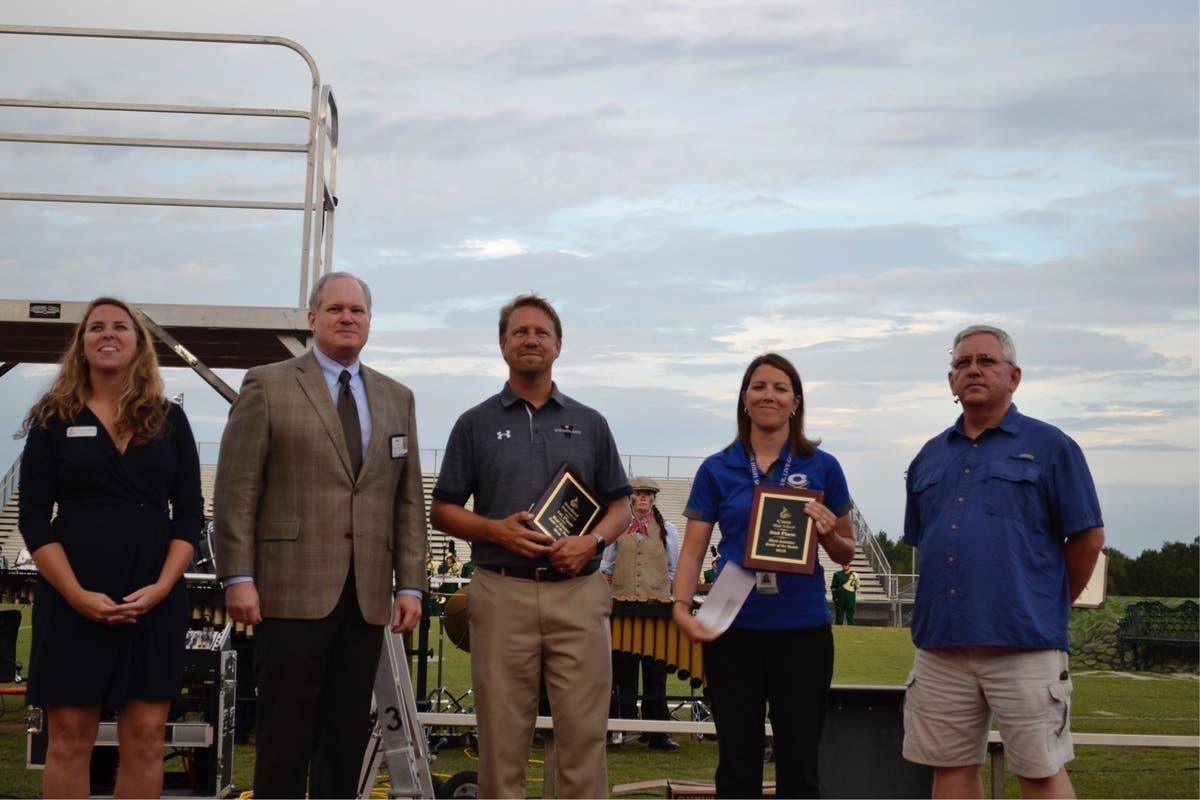 Woodland High School Wins 2018 Battle Of The Bands Cartersville