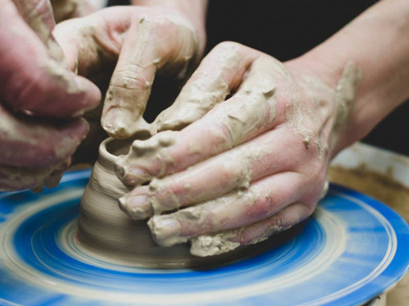 Roswell's 'Works in Clay' Offers Local, Handmade Ceramics