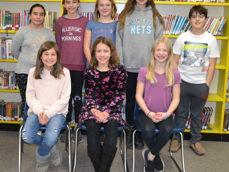 westlake 6th graders write novels for class westlake oh patch