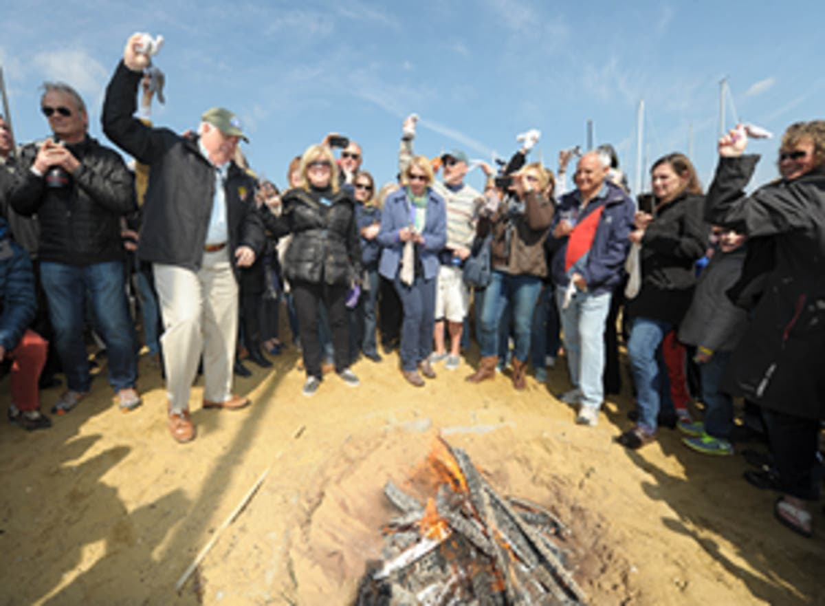 Annapolis Oyster Roast & Sock Burning: Events, Location