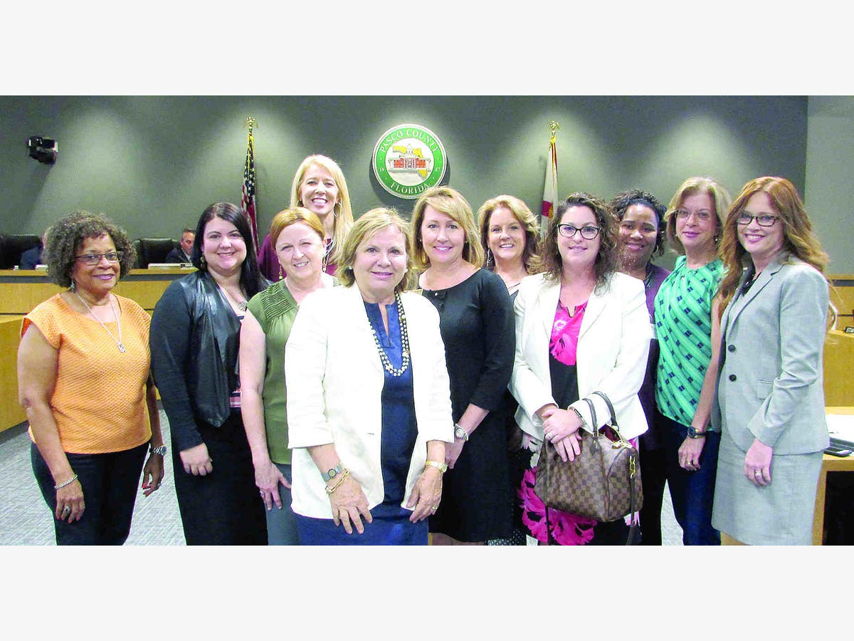 Pasco County To Host Status On Women Presentations | Land O