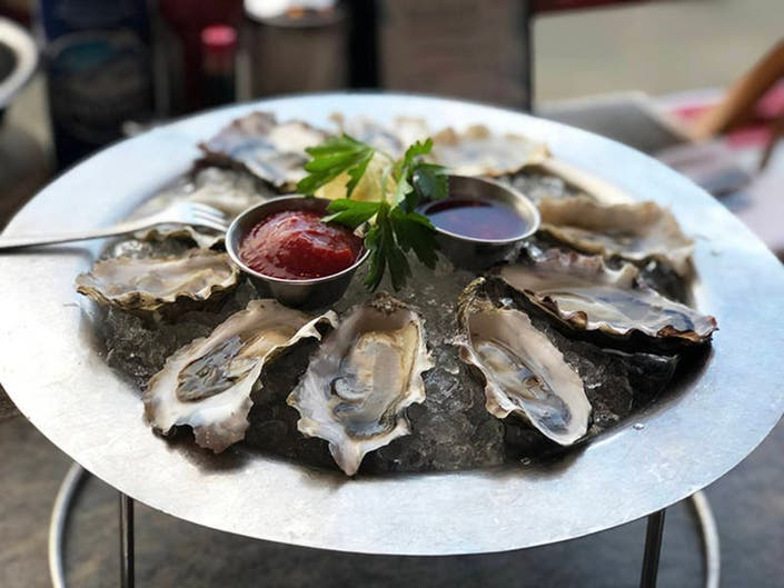 Oyster Slurp Contests In March At Anthonys Restaurants