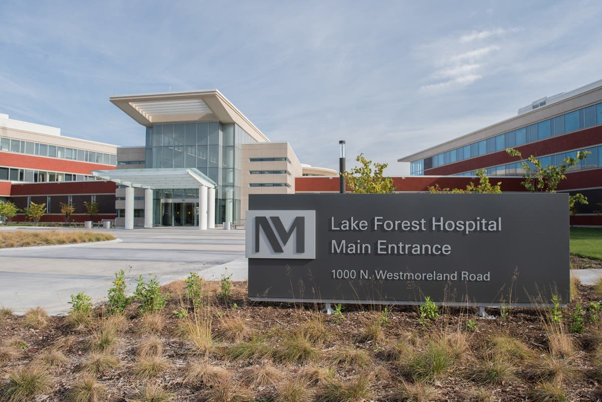 Northwestern Medicine Lake Forest Marks 1 Year Since Move